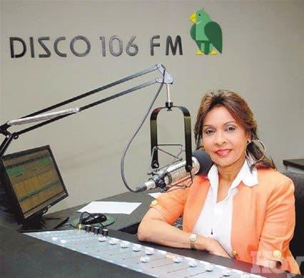 Danny Daniel en Disco106fm con Miledys Perez La Reina #MERIDIANO106
