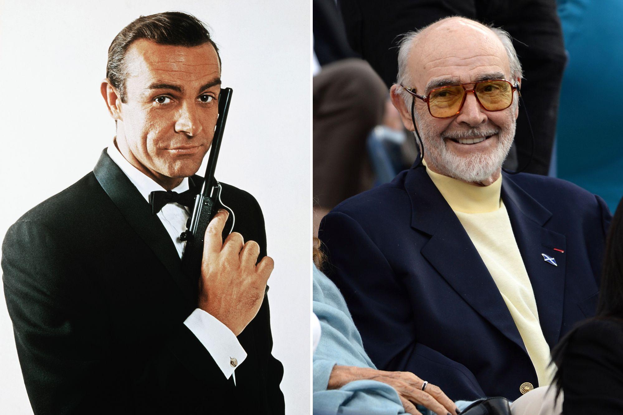 Fallece el primer James Bond del mundo cinematográfico.