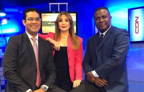 Continúan los despidos en la TV Nacional, sale Ana Rossina de CDN 37.