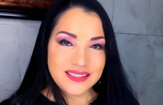 María Diaz merenguera afectada por el coronavirus.