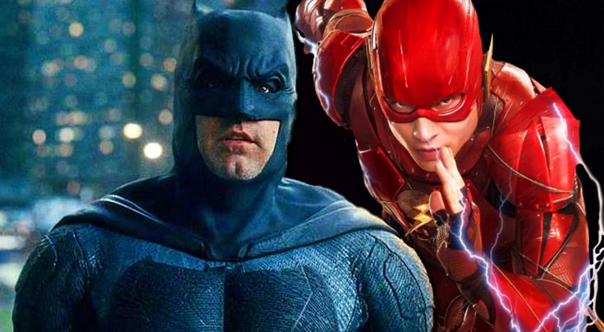 Ben Affleck regresa a la pantalla con BATMAN.