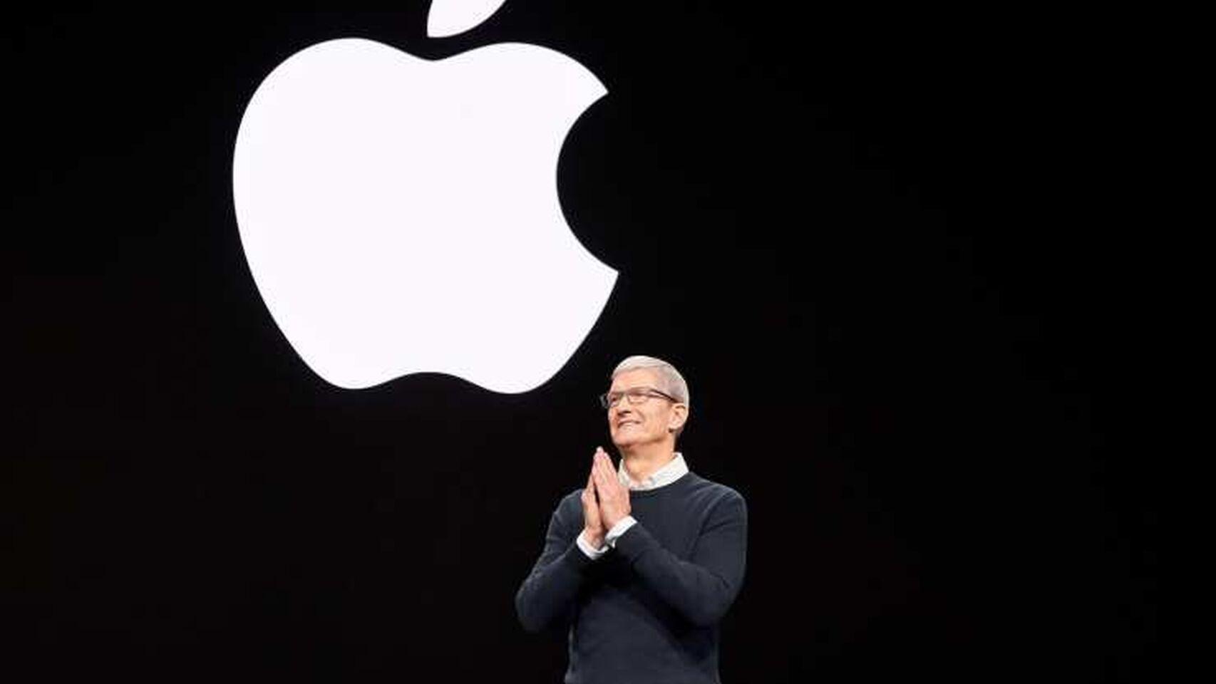 Apple ya con fecha para su próximo evento.