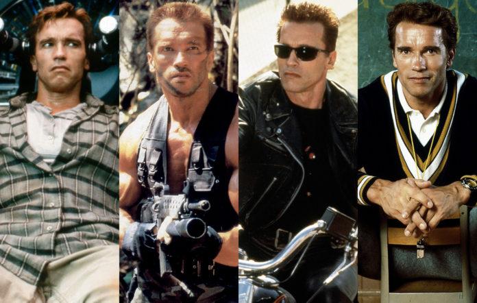 Arnold Schwarzenegger debutará en la televisión.