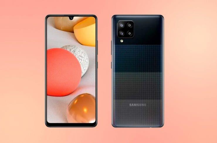 Samsung traera el nuevo Galaxy A42, acompañado del 5G.