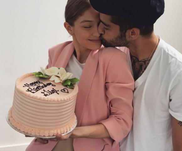 Zayn Malik y Gigi Hadid son padres.