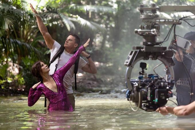 "Channing Tatum está en la República Dominicana grabando ""Lost City D"""
