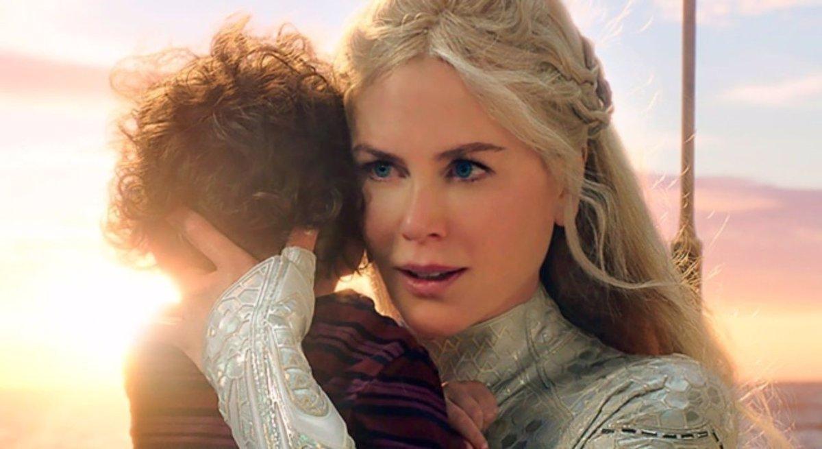 """Nicole Kidman volverá en """"Aquaman 2"""" como madre de Jason Momoa"""