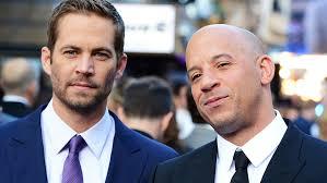 """""""Te extraño, siempre"""" Vin Diesel le dedicó a Paul Walker un mensaje"""