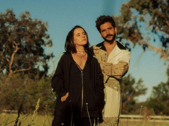 De una manera linda y original Camilo y Evaluna anunciaron que se convertirán en padres.