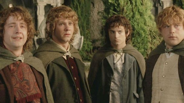"""Los Hobbits de la serie del """"Señor de los Anillos"""" no serán todos blancos."""
